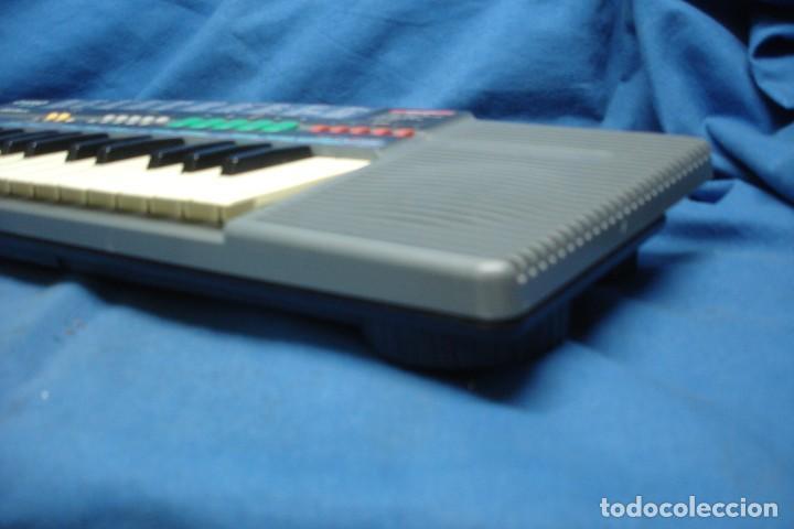 Instrumentos musicales: ORGANO CASIO SA - 38A - 100 SONIDOS - SUPER ACOMPAÑAMIENTOS - Foto 5 - 215531073