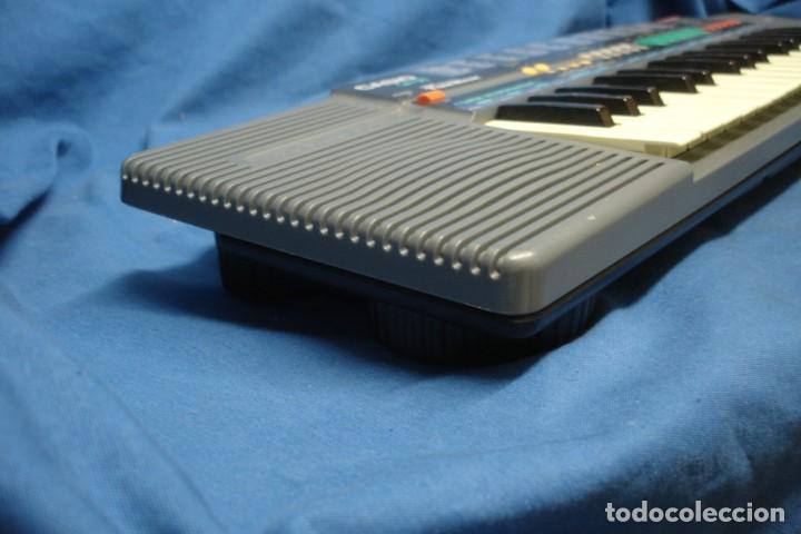 Instrumentos musicales: ORGANO CASIO SA - 38A - 100 SONIDOS - SUPER ACOMPAÑAMIENTOS - Foto 6 - 215531073