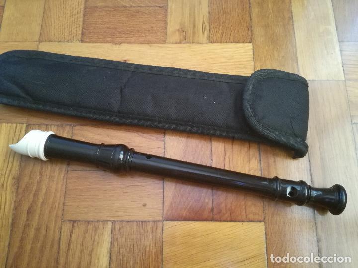 Instrumentos musicales: FLAUTA DE LA MARCA ZEN-ON - EN BUEN ESTADO CON LEVES SIGNOS DE USO - Foto 6 - 215684593