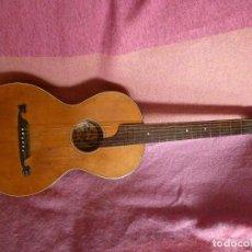 Instrumentos musicales: GUITARRA ROMÁNTICA ALEMANA. Lote 216371368