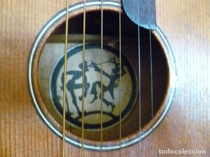 Instrumentos musicales: Guitarra romántica alemana - Foto 3 - 216371368