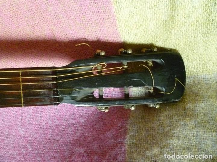 Instrumentos musicales: Guitarra romántica alemana - Foto 4 - 216371368