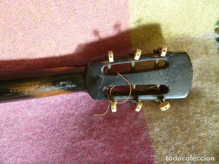 Instrumentos musicales: Guitarra romántica alemana - Foto 7 - 216371368