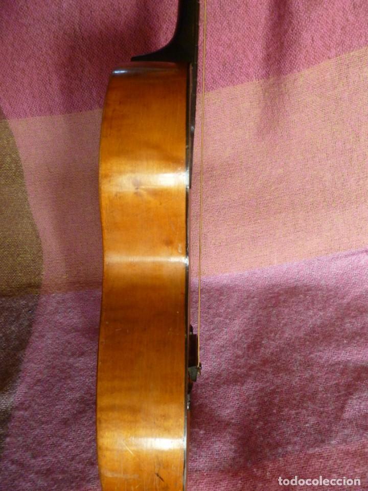 Instrumentos musicales: Guitarra romántica alemana - Foto 8 - 216371368