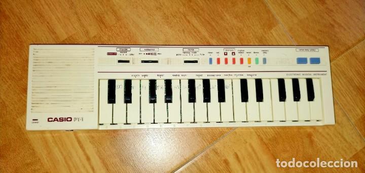 TECLADO PT1 CASIO (Música - Instrumentos Musicales - Teclados Eléctricos y Digitales)