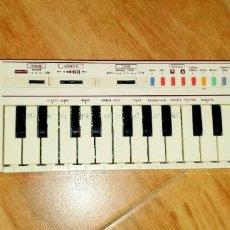 Instrumentos musicales: TECLADO PT1 CASIO. Lote 216389780