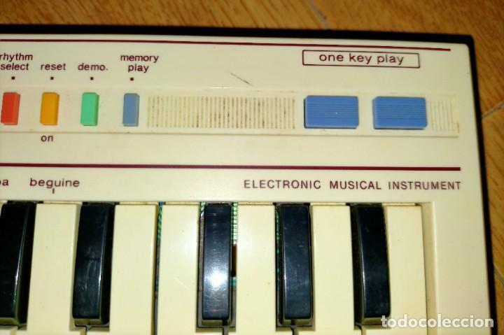 Instrumentos musicales: Teclado PT1 Casio - Foto 7 - 216389780