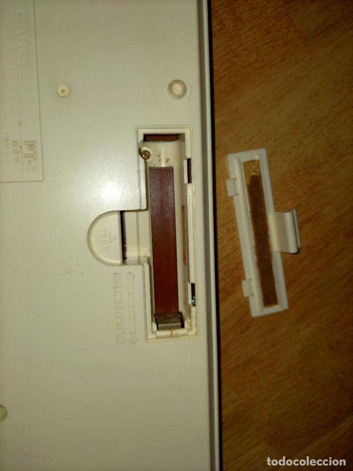 Instrumentos musicales: Teclado PT1 Casio - Foto 10 - 216389780