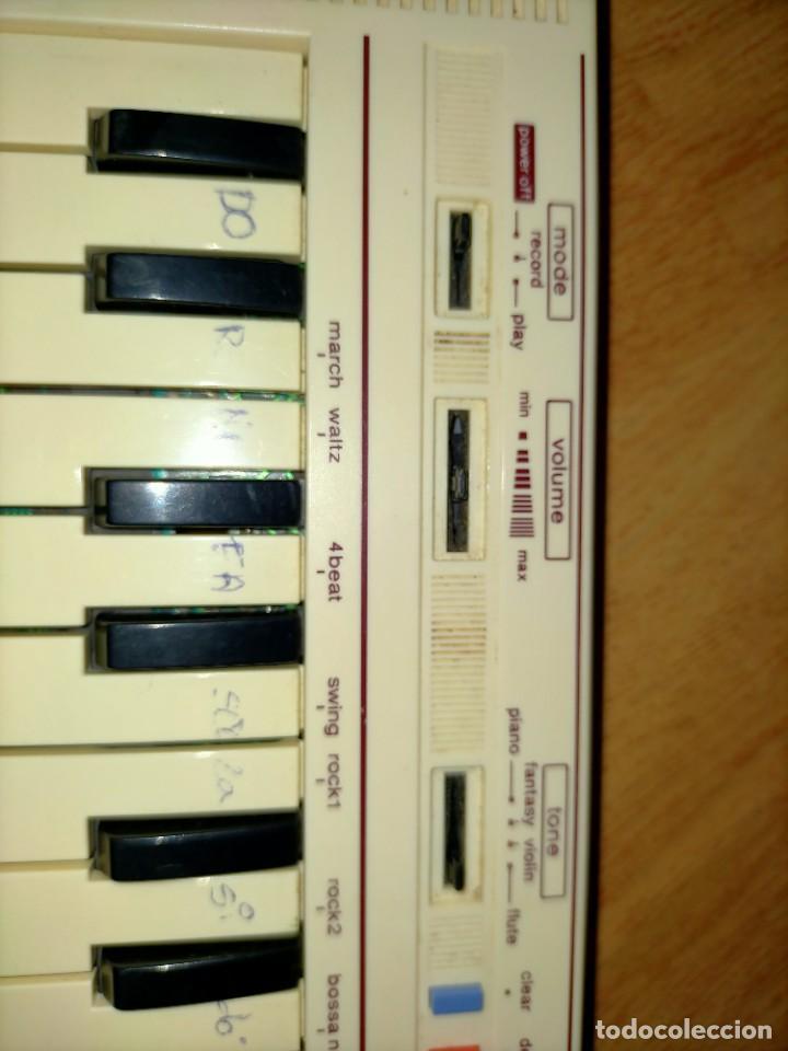 Instrumentos musicales: Teclado PT1 Casio - Foto 14 - 216389780