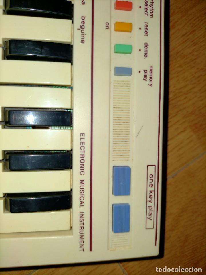 Instrumentos musicales: Teclado PT1 Casio - Foto 15 - 216389780