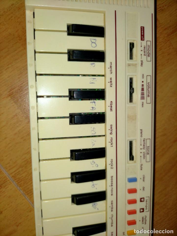 Instrumentos musicales: Teclado PT1 Casio - Foto 16 - 216389780
