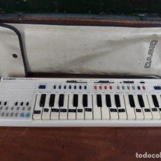 Instrumentos musicales: CASIO PT20. Lote 234181725