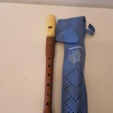 Instrumentos musicales: FLAUTA HORNER SOPRADO DULCE. Lote 216505255