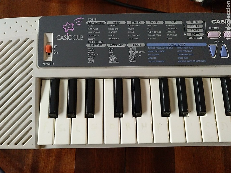 Instrumentos musicales: Órgano Teclado CASIO M 200 FUNCIONANDO - Foto 2 - 216784898