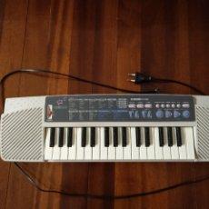 Instrumentos musicales: ÓRGANO TECLADO CASIO M 200 FUNCIONANDO. Lote 216784898