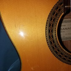 Instrumentos musicales: GUITARRAS ARTESANAS. Lote 216961445