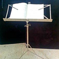 Instrumentos musicales: ATRIL DE MÚSICA. Lote 216969571