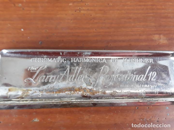 Instrumentos musicales: LARRY ADLER HARMONICA PROFESIONAL - Foto 3 - 216987188