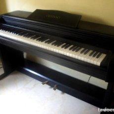Instrumentos musicales: PIANO CONTRAPESADO CASIO AP 30. TECLADO COMPLETO 88 TE.. Lote 216990161