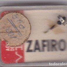Instrumentos musicales: AGUJA TOCADISCO ZAFIRO VIETA MODELA 101 Z PARA CAPSULA PHILIPS STEREO. Lote 217028996
