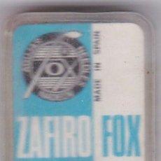 Instrumentos musicales: AGUJA TOCADISCO ZAFIRO FOX MODELO 51 ZST. Lote 217030742