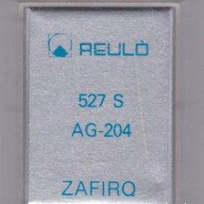 Instruments Musicaux: AGUJA TOCADISCO ZAFIRO REULO MODELO 527 S AG-204. Lote 217031773