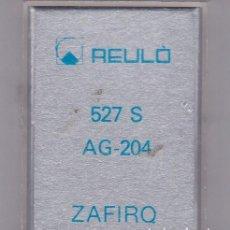 Instruments Musicaux: AGUJA TOCADISCO ZAFIRO REULO MODELO 527 S AG-204. Lote 217031875