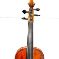 Instrumentos musicales: VIOLA DE MEDIADOS DEL SIGLO XIX TOTALMENTE ARTESANAL. Lote 217145551