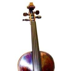 Instrumentos musicales: VIOLÍN NICOLÁS AINE SIGLO XIX AUTENTIFICADO. Lote 217146047