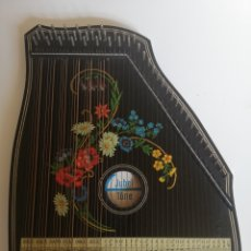 Instrumentos musicales: CÍTARA ANTIGUA. Lote 217357231