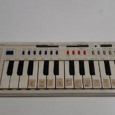 Instrumentos musicales: CASIO PT 20. ORGANO ELÉCTRICO VINTAGE.. Lote 217578577
