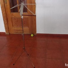 Instrumentos musicales: ATRIL TRIPODE,DANUBIO AZUL. Lote 217589376
