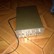 Instrumentos musicales: KENWOOD TRIO MX-70 MIXING UNIT. Lote 217679320