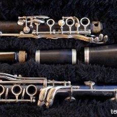 Instrumentos musicales: CLARINETE PROFESIONAL.SELMER SERIES 10 S.SI BEMOL.. Lote 217889126