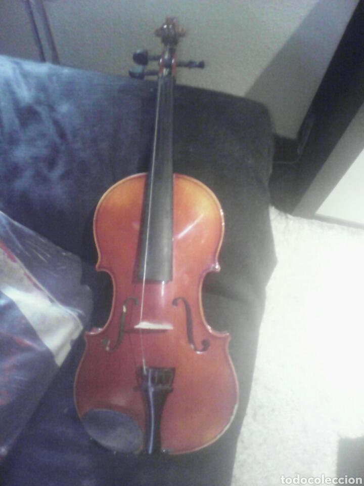 Instrumentos musicales: Violin Stradivarius Cremona - Foto 2 - 217890656