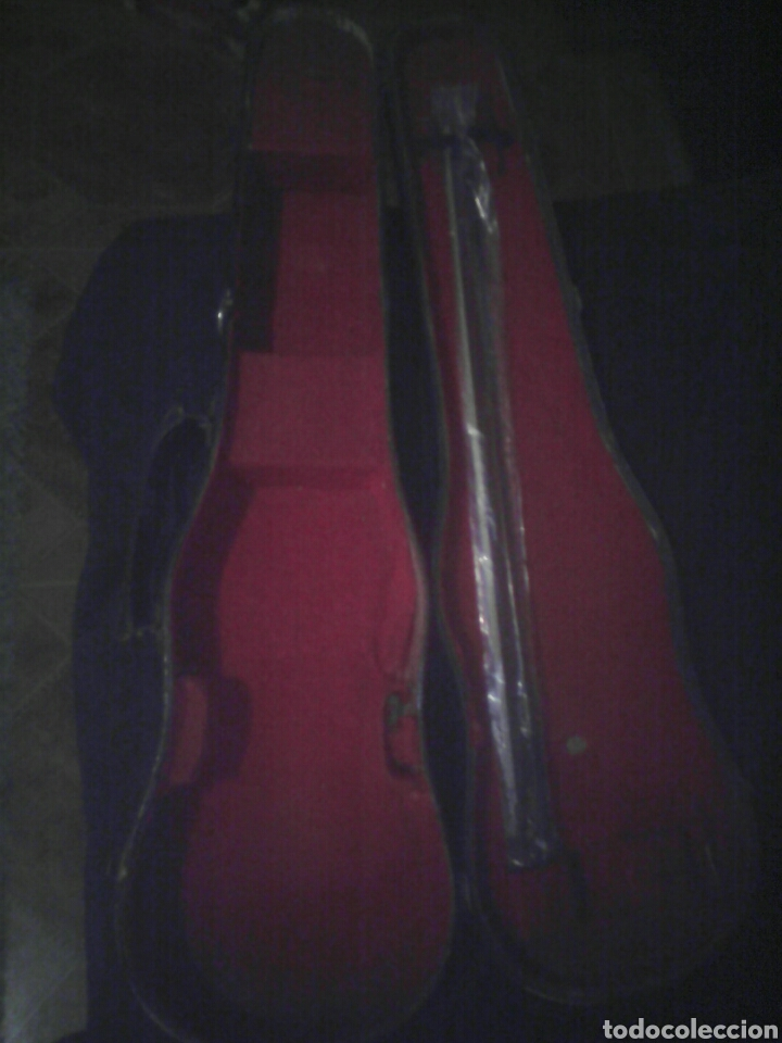 Instrumentos musicales: Violin Stradivarius Cremona - Foto 4 - 217890656