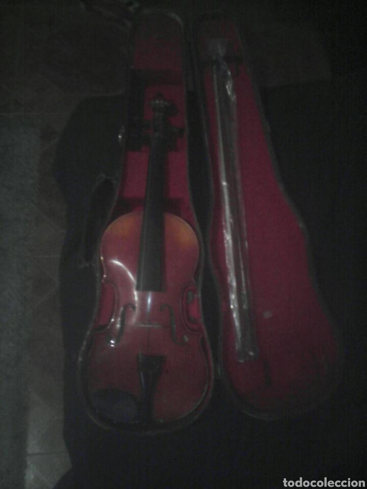 VIOLIN STRADIVARIUS CREMONA (Música - Instrumentos Musicales - Cuerda Antiguos)