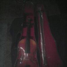 Instrumentos musicales: VIOLIN STRADIVARIUS CREMONA. Lote 217890656