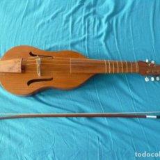 Instrumentos musicales: VIOLA DA GAMBA ALEMANA DIETER FRANK. Lote 134848530