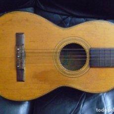 Instrumentos musicales: ANTIGUA GUITARRA ALEMANA WILHELM KRUSE. Lote 217969570