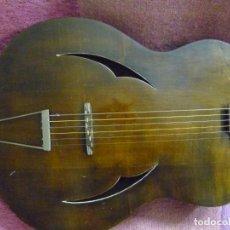 Instrumentos musicales: ANTIGUA GUITARRA JAZZ BASTARDA. Lote 217970527