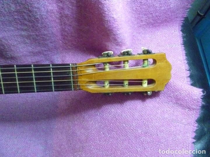 Instrumentos musicales: Antigua guitarra jazz bastarda - Foto 4 - 217970527