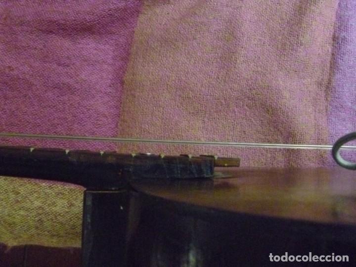 Instrumentos musicales: Antigua guitarra jazz bastarda - Foto 11 - 217970527