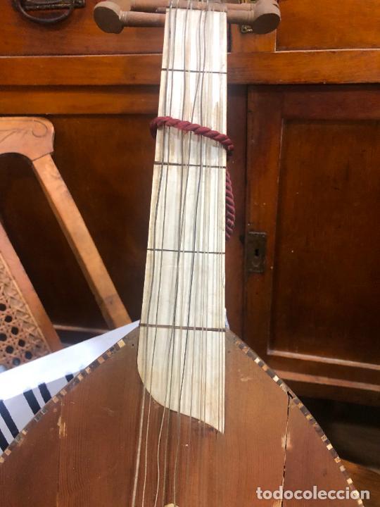 Instrumentos musicales: ANTIGUO INSTRUMENTO BAILKA ARABE TURCO - MEDIDA 80 CM - Foto 4 - 218089113