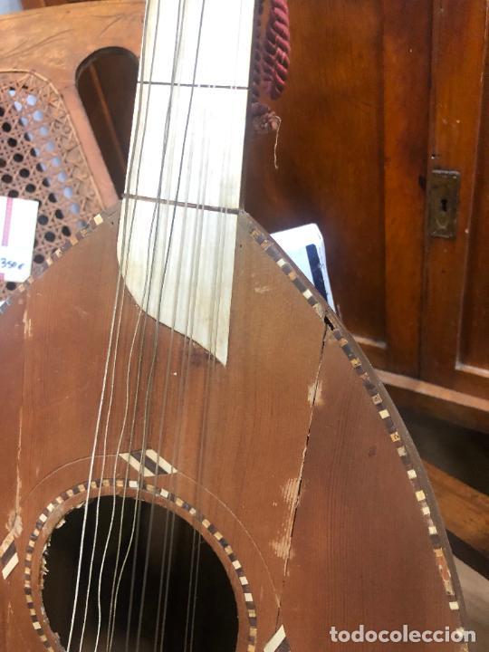 Instrumentos musicales: ANTIGUO INSTRUMENTO BAILKA ARABE TURCO - MEDIDA 80 CM - Foto 7 - 218089113