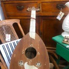 Instrumentos musicales: ANTIGUO INSTRUMENTO BAILKA ARABE TURCO - MEDIDA 80 CM. Lote 218089113