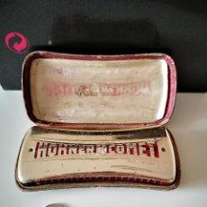 Instrumentos musicales: ANTIGUA ARMONICA HOHNER COMET MADE IN GERMANY CON FUNDA VER FOTOS. Lote 218305995