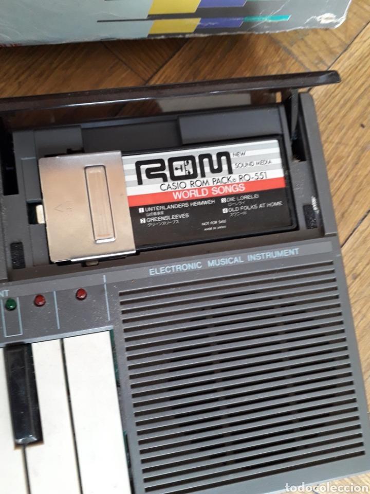 Instrumentos musicales: Casio PT-87 Con caja No funciona na correctamente. Lo encendí y el audio no es correcto - Foto 2 - 218372205