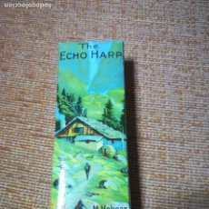 Instrumentos musicales: ARMONICA ECHO HARP DE M. HOHNER, GLOCKENREINE STIMMUNG, CON CAJA ORIGINAL MUY BIEN CONSERVADA. Lote 218487831
