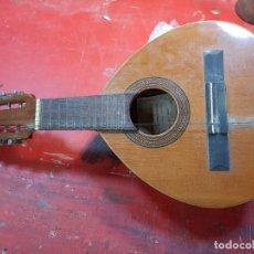 Instrumentos musicales: BANDURRIA, ROMANZA, TURÍS, VALENCIA.. Lote 218489196